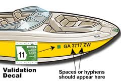 how to look up boat registration