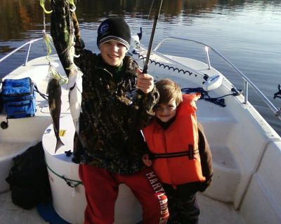Lake Allatoona Fishing Report For Nov 12