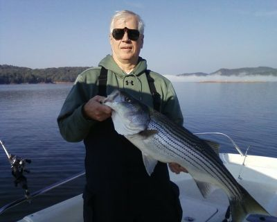 Lake Allatoona And Carters Lake Fishing Report For Oct 24 At Lake
