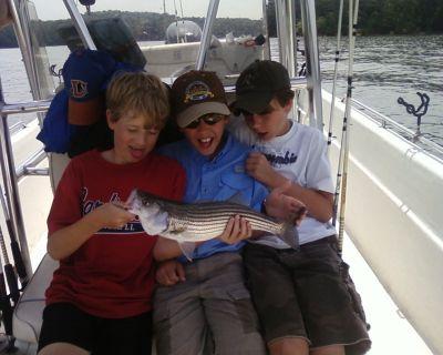 Lake Allatoona Fishing Report 6/12