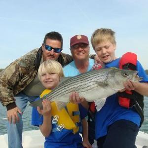 Lake Allatoona Fishing