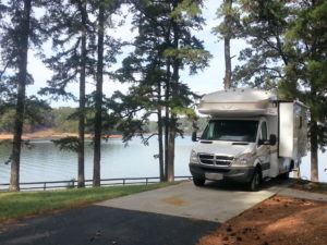 Wanted: Camp Hosts at Lake Allatoona's Red Top Mountain State Park