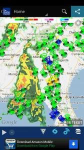 7-4 weather radar
