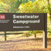 Sweetwater Campground on Lake Allatoona ~ Photo by Robert Sutherland