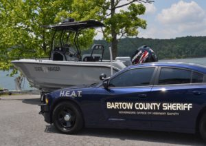 Be safe on Lake Allatoona! ~~ Photograph by Robert Sutherland