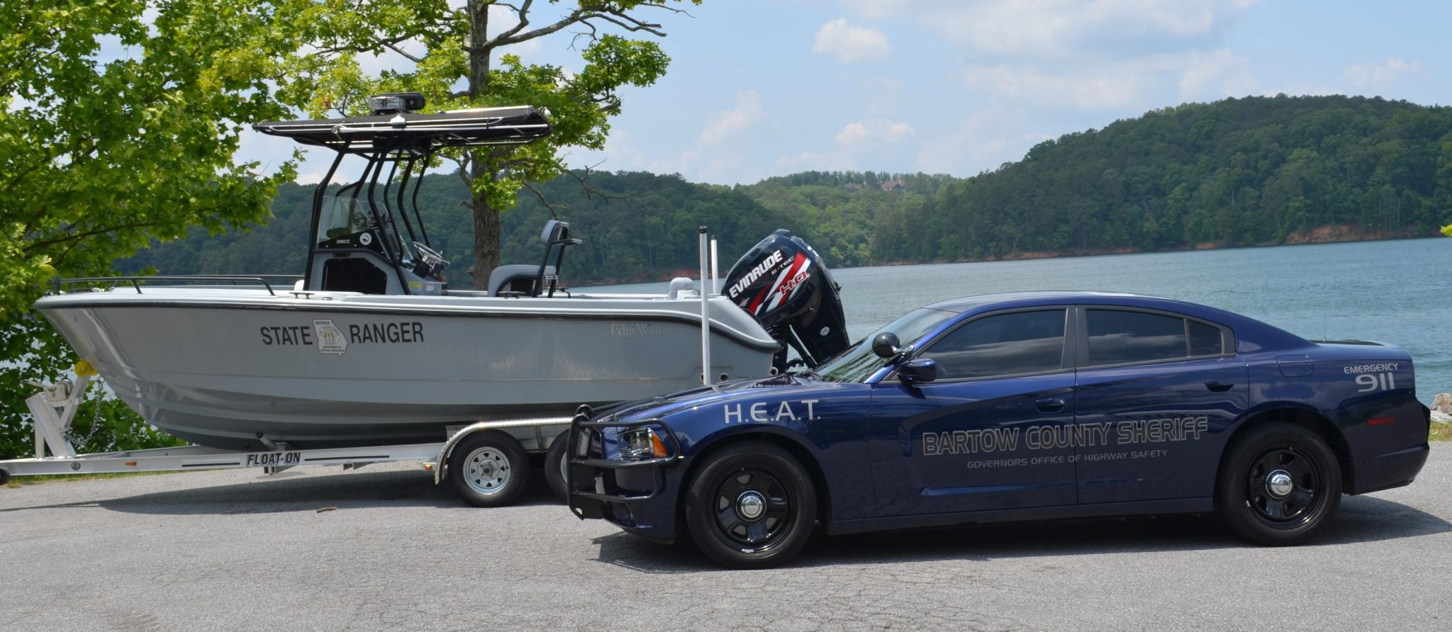 Two New Boat Launches Completed Summer ! Recently, Forsyth County and Bartow County completed new public access points along the Etowah River .