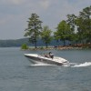 Rangers patrol Lake Allatoona for our safety. ~~ Photograph by Robert Sutherland