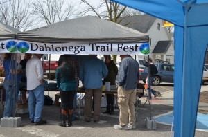 Dahlonega Trail Fest 2014 ~~ Photograph by Robert Sutherland