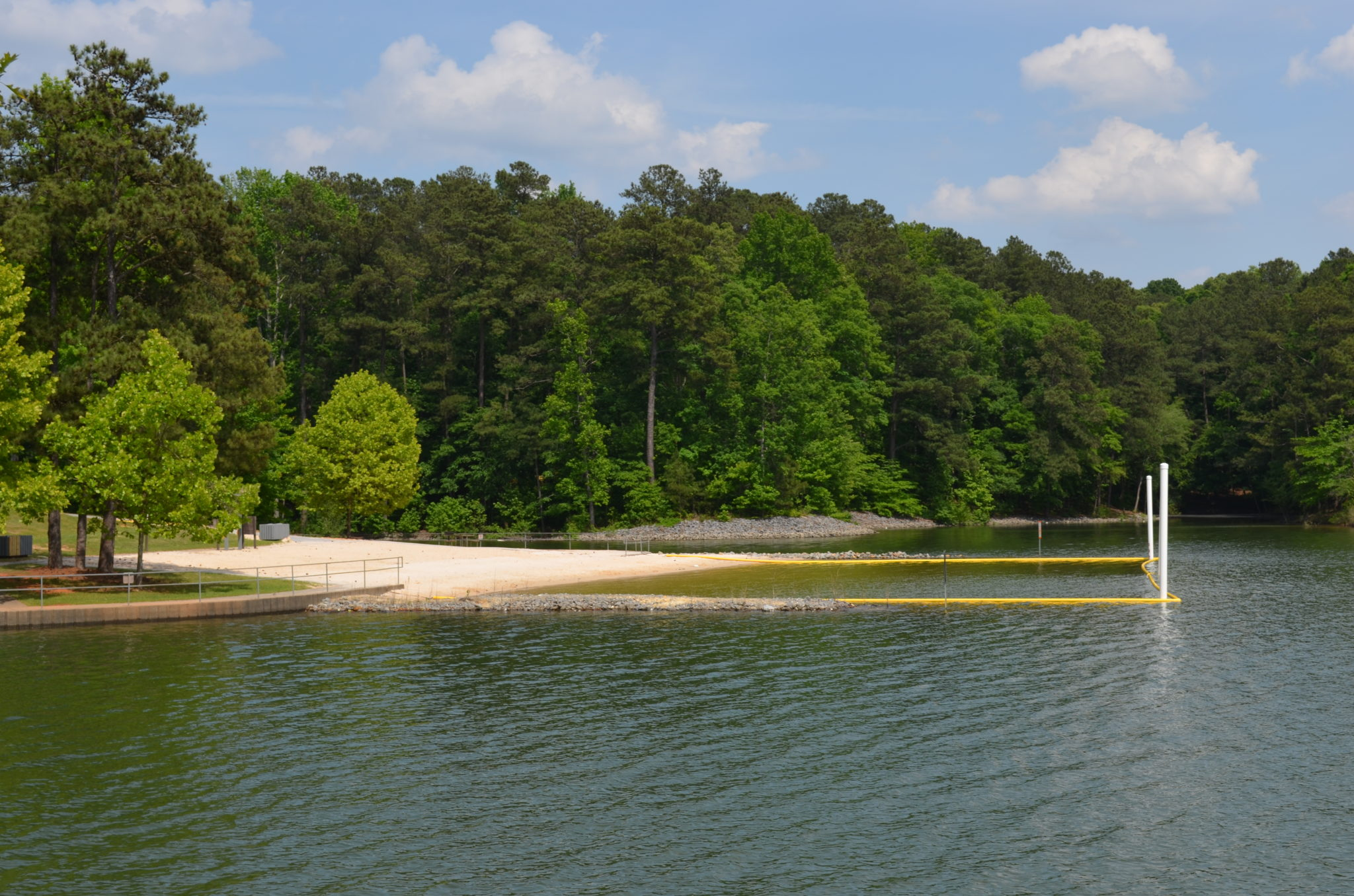 Sweetwater Day Use Area at Lake Allatoona