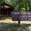 Enjoy the hiking trails at Red Top Mountain State Park. ~ Photo by Robert Sutherland
