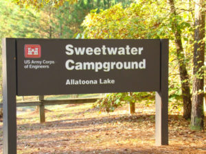 Sweetwater Creek Campground at Lake Allatoona
