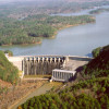 Allatoona Dam ~~ Photograph courtesy of Army Corps of Engineers