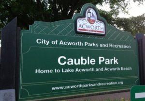Cauble Park
