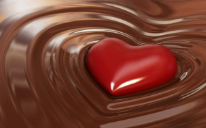 """""""If chocolate is wrong, I don't want to be right."""""""