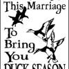 Duck Season in GA begins November 23, 2103.