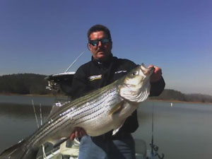 Lake Allatoona Fishing Report (5-23-12)