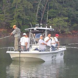 lake allatoona fishing report Lake Allatoona Fishing Report (2-22-12) at Lake Allatoona