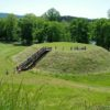 Etowah Indian Mounds ~ Photo GA State Parks
