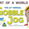 Gobble Jog 2013