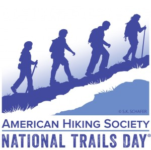 National Trails Day is Saturday, June 7, 2014