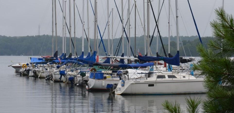 Marinas on lake allatoona at lake allatoona for Lake allatoona fishing