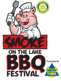 Smoke on the Lake BBQ Festival takes place the weekend of May 9th at Cauble Park in Acworth, GA.
