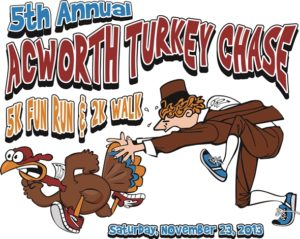 Acworth Turkey Chase