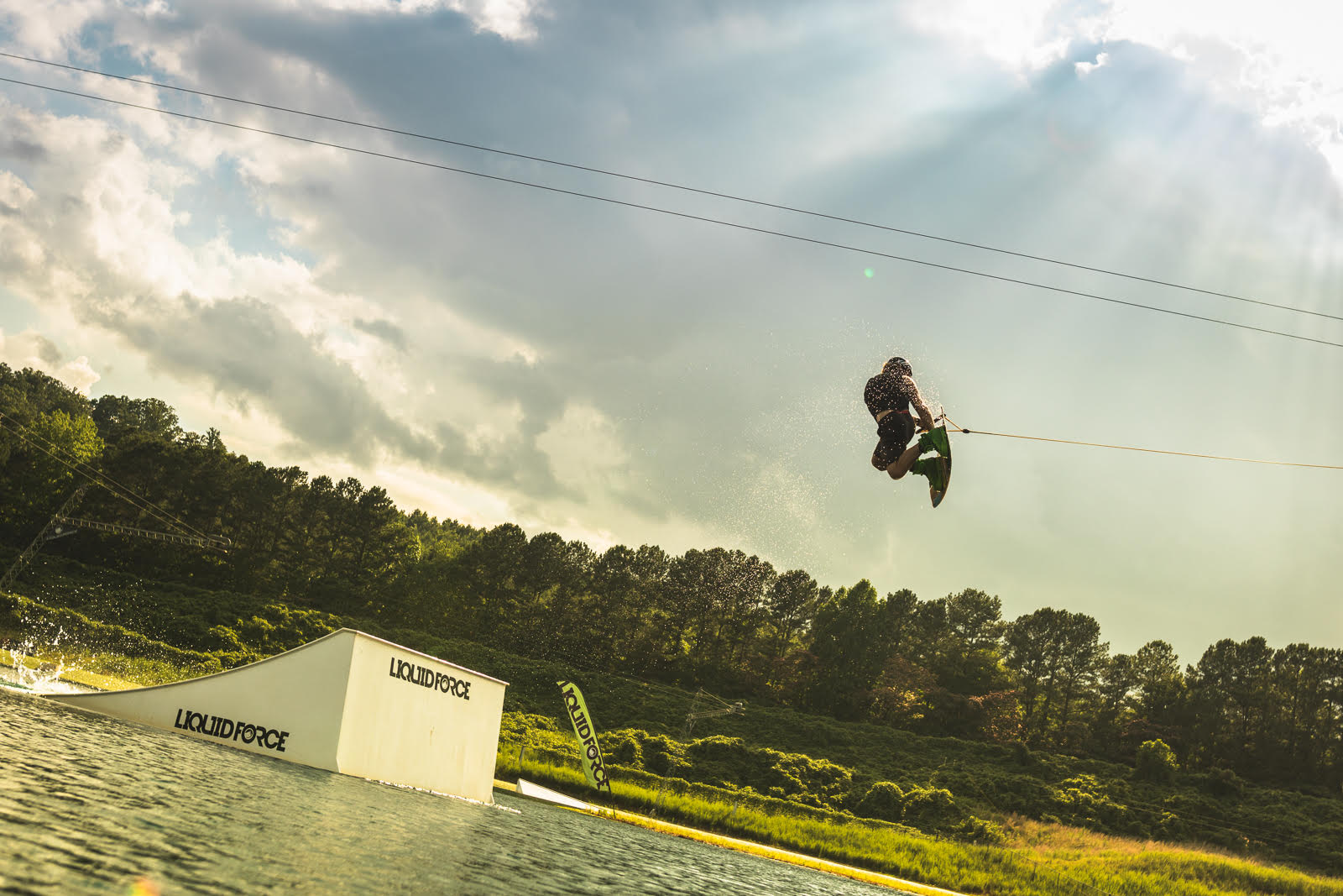 Free For All Day at Terminus Wake Park